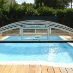 Abris bas de piscine Génie